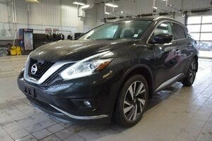 2016 Nissan Murano PLATINUM AWD Accident Free,  Navigation (GPS)