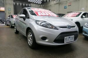 2010 Ford Fiesta WS CL 4 Speed Automatic Hatchback Mordialloc Kingston Area Preview