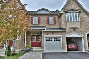 Executive Freehold Townhouse for Rent in Westmount, Oakville!