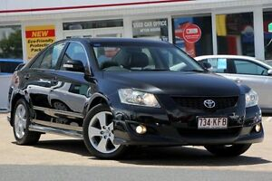 2007 Toyota Aurion GSV40R Sportivo ZR6 Black 6 Speed Sports Automatic Sedan Woolloongabba Brisbane South West Preview