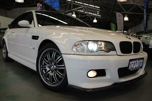 2003 BMW M3 E46 6 Speed Sequential Manual Coupe Victoria Park Victoria Park Area Preview