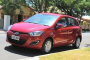 2015 Hyundai i20 PB MY16 Active Red Passion 6 Speed Manual Hatchback Nailsworth Prospect Area Preview