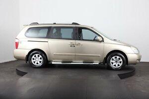 2007 Kia Grand Carnival VQ (EX) Gold 5 Speed Automatic Wagon Mulgrave Hawkesbury Area Preview