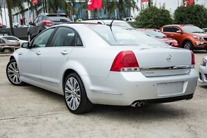 2015 Holden Caprice WN MY15 V Silver 6 Speed Sports Automatic Sedan Blacktown Blacktown Area Preview