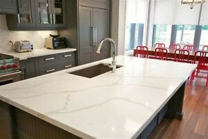 QUARTZ / GRANITE / MARBLE - KITCHEN COUNTERS AS LOW AS $49.50