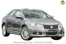 2014 Suzuki Kizashi FR MY14 Sport Prestige  Continuous Variable Sedan Australia Australia Preview