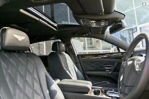 2015 Bentley Flying Spur 3W Glacier White Sports Automatic Sedan