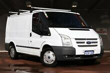 2012 Ford Transit VM 280 Low Roof SWB White 6 Speed Manual Van Northbridge Perth City Preview