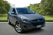 2014 Hyundai ix35 LM Series II Active (FWD) Grey 6 Speed Automatic Wagon Kewdale Belmont Area Preview