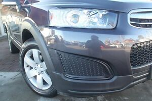 2014 Holden Captiva CG MY14 7 LS Grey 6 Speed Sports Automatic Wagon Waitara Hornsby Area Preview