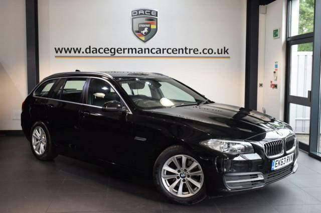 2013 63 BMW 5 SERIES 2.0 520D SE TOURING 5DR AUTO 181 BHP DIESEL