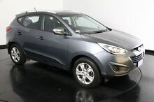 2015 Hyundai ix35 LM3 MY15 Active Pepper Grey 6 Speed Sports Automatic Wagon Victoria Park Victoria Park Area Preview