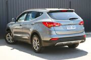 2013 Hyundai Santa Fe DM MY13 Active Silver 6 Speed Sports Automatic Wagon Midvale Mundaring Area Preview