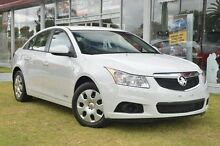 2012 Holden Cruze JH Series II MY13 CD White 6 Speed Sports Automatic Sedan Valley View Salisbury Area Preview