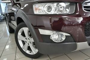 2011 Holden Captiva CG Series II 7 LX (4x4) Maroon 6 Speed Automatic Wagon Chatswood West Willoughby Area Preview