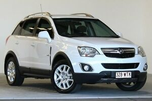 2012 Holden Captiva CG Series II 5 (4x4) White 6 Speed Automatic Wagon Coopers Plains Brisbane South West Preview