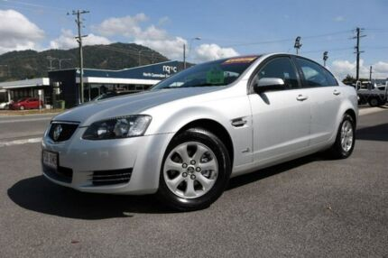 2013 Holden Commodore VE II MY12.5 Omega Silver 6 Speed Sports Automatic Sedan