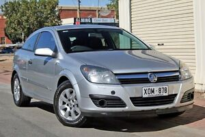 2006 Holden Astra AH MY07 CD Silver 5 Speed Manual Coupe Glenelg Holdfast Bay Preview