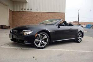 2009 BMW 6 Series Convertible 650i I Sports Package | 94,000 K