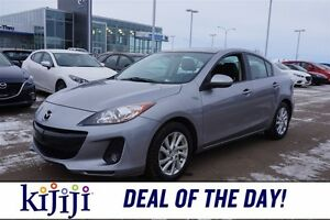 2012 Mazda Mazda3 GT Accident Free,  Sunroof,  Heated Seats,  A/