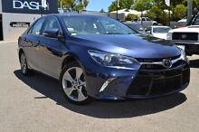 2015 Toyota Camry ASV50R Atara SL Indigo 6 Speed Sports Automatic Sedan Claremont Nedlands Area Preview