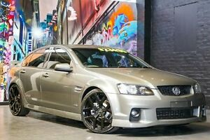2010 Holden Commodore VE II SS Grey 6 Speed Sports Automatic Sedan Northbridge Perth City Area Preview