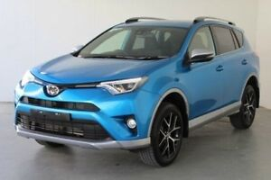 2016 Toyota RAV4 ZSA42R GXL 2WD Blue Gem 7 Speed Constant Variable Wagon
