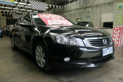 2009 Honda Accord 50 V6 Luxury 5 Speed Automatic Sedan Mordialloc Kingston Area Preview