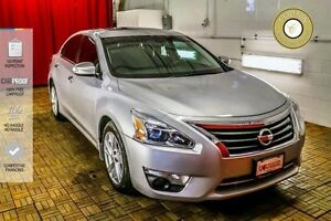 2014 Nissan Altima TECH PKG! 4 CYL! SUNROOF!