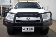 2015 Holden Colorado RG MY15 LTZ Crew Cab White 6 Speed Sports Automatic Utility Port Adelaide Port Adelaide Area Preview