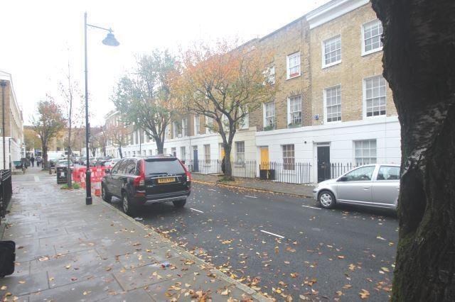 Studio Flat in Balfe Street, Kings Cross, N1