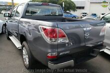 2012 Mazda BT-50 UP0YF1 GT Grey 6 Speed Sports Automatic Utility Balcatta Stirling Area Preview