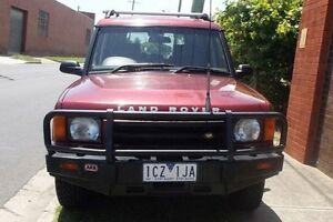 2001 Land Rover Discovery TD5 (4x4) 4 Speed Automatic 4x4 Wagon Melbourne CBD Melbourne City Preview