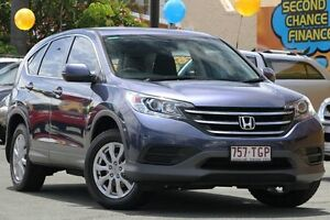 2013 Honda CR-V RM VTi Blue 5 Speed Automatic Wagon Kedron Brisbane North East Preview