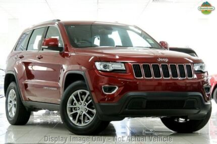 2015 Jeep Grand Cherokee WK MY15 Laredo Deep Cherry Red 8 Speed Sports Automatic Wagon Chatswood West Willoughby Area Preview