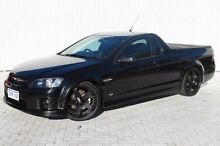 2008 Holden Ute  Black Manual Utility Embleton Bayswater Area Preview