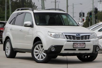 2011 Subaru Forester S3 MY11 XS AWD Premium White 5 Speed Manual Wagon Brendale Pine Rivers Area Preview