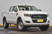 2015 Ford Ranger PX MkII XL Double Cab 4x2 Hi-Rider White 6 Speed Sports Automatic Utility Hendra Brisbane North East Preview