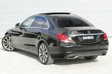 2016 Mercedes-Benz C250 205 MY16 Black 7 Speed Sports Automatic Sedan Ringwood East Maroondah Area Preview