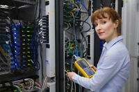 DATA CABLE INSTALLER PART TIME 15/HR INDOOR WORK