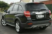 2014 Holden Captiva CG MY14 7 LTZ (AWD) Black 6 Speed Automatic Wagon Granville Parramatta Area Preview
