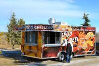 prep personal in food truck