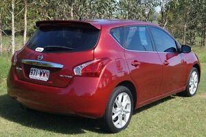 2013 Nissan Pulsar C12 ST-S Cayenne Red 1 Speed Constant Variable Hatchback Bundaberg West Bundaberg City Preview