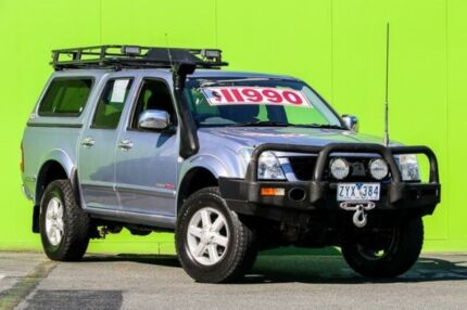 2004 Holden Rodeo RA LT Crew Cab 5 Speed Manual Utility