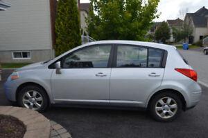 2007 Nissan Versa - NOUVEAU PRIX