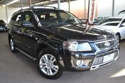 2011 Ford Territory SY Mkii TS RWD Limited Edition Black 4 Speed Sports Automatic Wagon Hoppers Crossing Wyndham Area Preview
