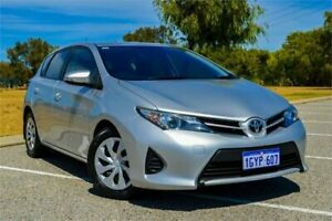 2014 Toyota Corolla ZRE182R Ascent Silver 7 Speed CVT Auto Sequential Hatchback Rockingham Rockingham Area Preview