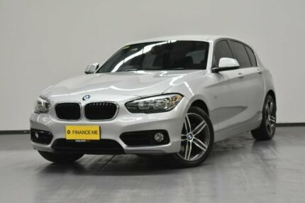 2015 BMW 120i F20 LCI Sport Line Steptronic Silver 8 Speed Sports Automatic Hatchback Brooklyn Brimbank Area Preview
