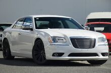 2012 Chrysler 300 C E-Shift White 8 Speed Sports Automatic Sedan Tweed Heads South Tweed Heads Area Preview