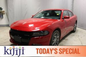 2017 Dodge Charger AWD SXT RALLYE Heated Seats,  Sunroof,  Back-